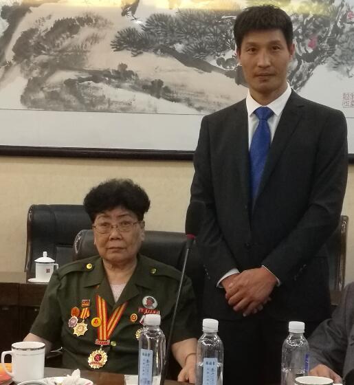 猎狐网总监宋家臣受邀参加纪念开国元勋周恩来总理诞辰119周年